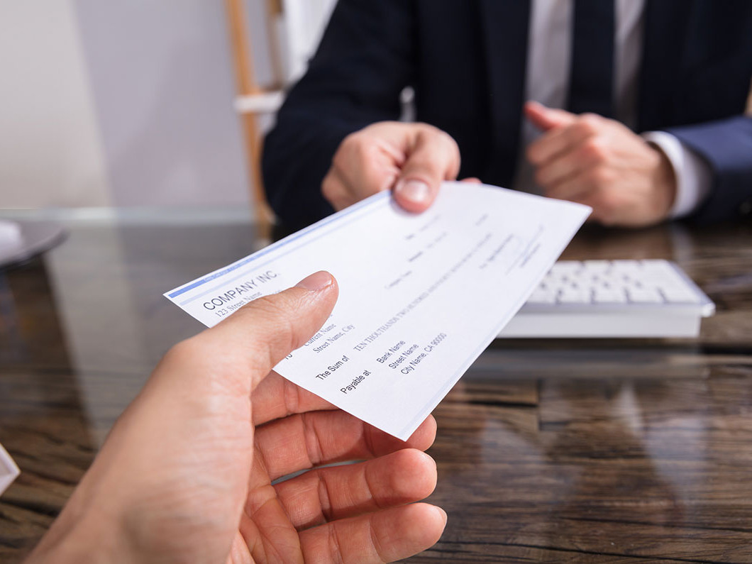 Offering payroll services for small business owners